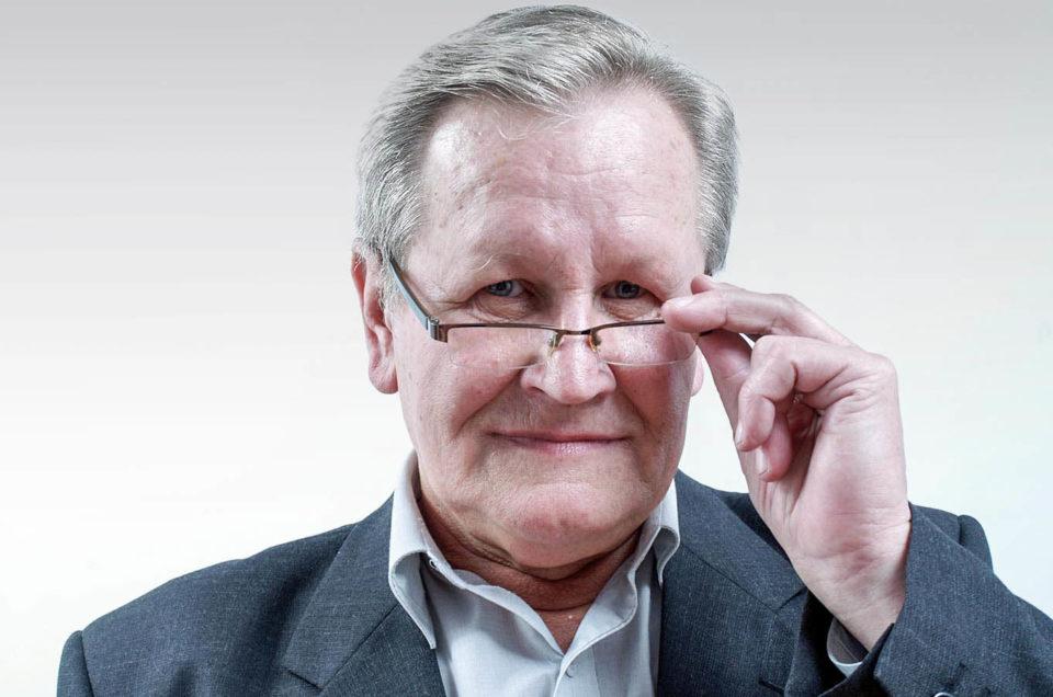 Kazimierz Krzysztofek, prof.